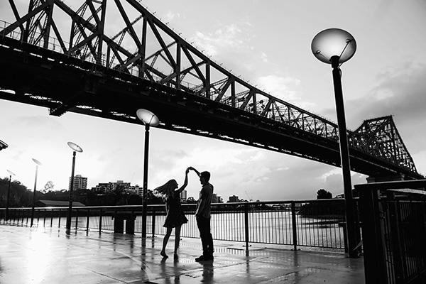 Brisbane City Urban Engagement // Emma & Brandson