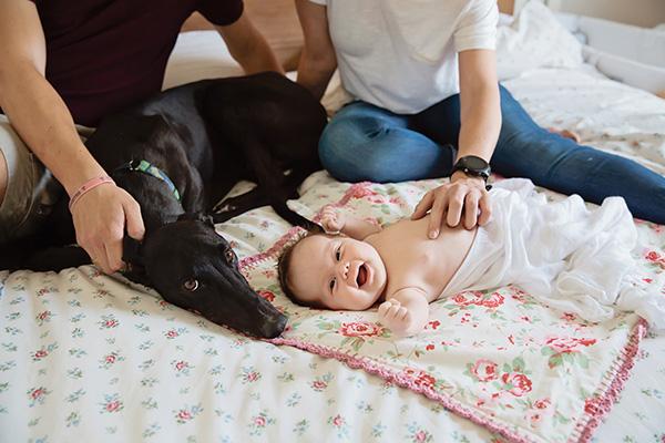 Welcoming baby Flo // Newborn Photography