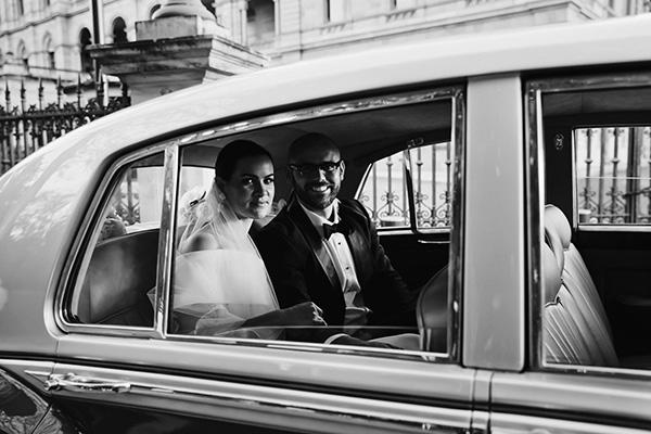 Anna & Jordan – Brisbane City and Tattersalls wedding